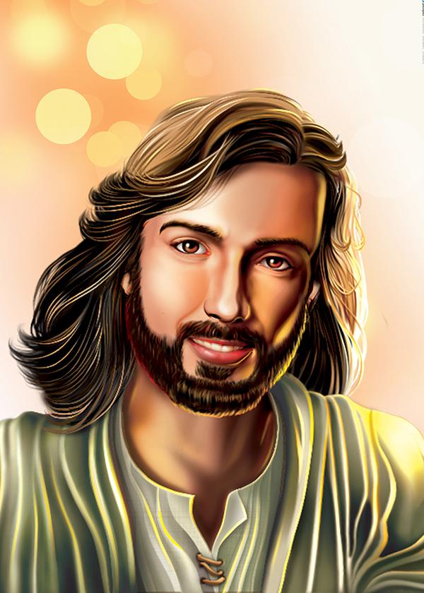 O Jesus Que Voce Nunca Viu Mas Sempre Aparece Twhp