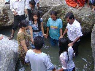 igreja nepal
