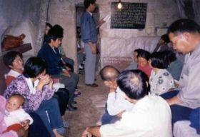 igreja subterranea